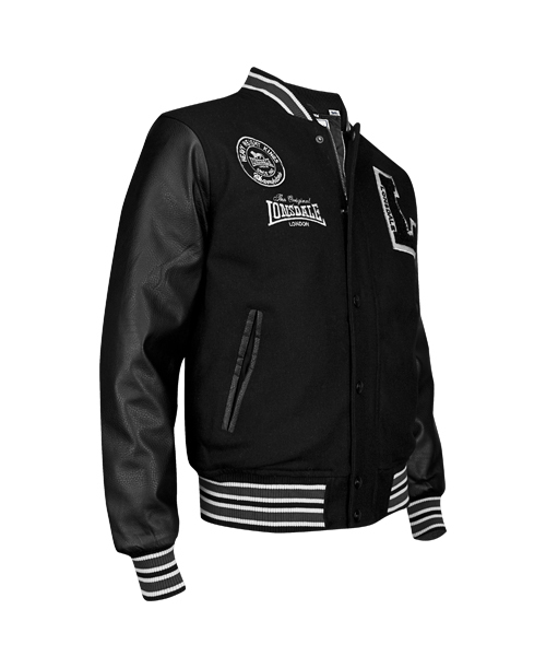 lonsdale college jacke