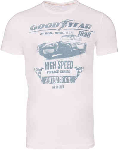 Goodyear Comfort Fit T-Shirt Forth Worth