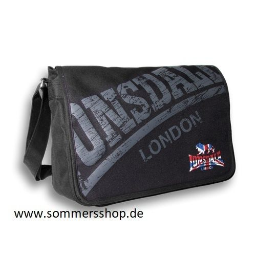 Lonsdale Schultertasche RECORD VINTAGE