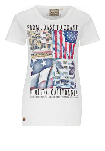 Goodyear Damen T-Shirt HAVRE