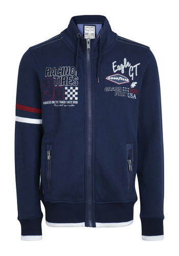 Goodyear Herren Sweatjacke ROCKVILLE
